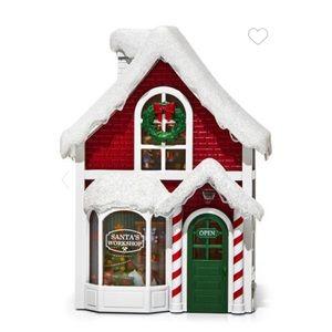 BBW Santa's Workshop Wallflower